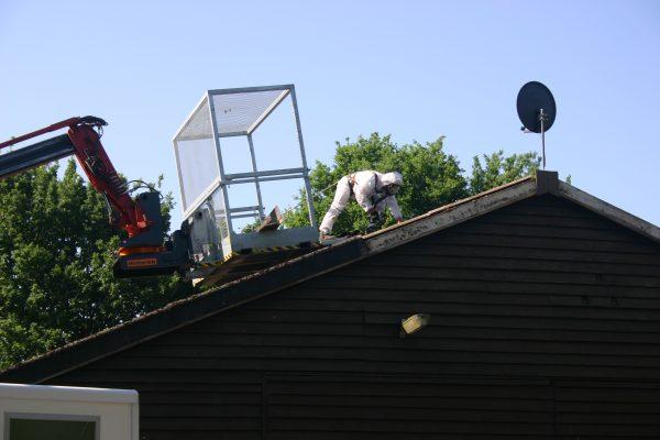 Asbestsanering Driessen Dakwerk